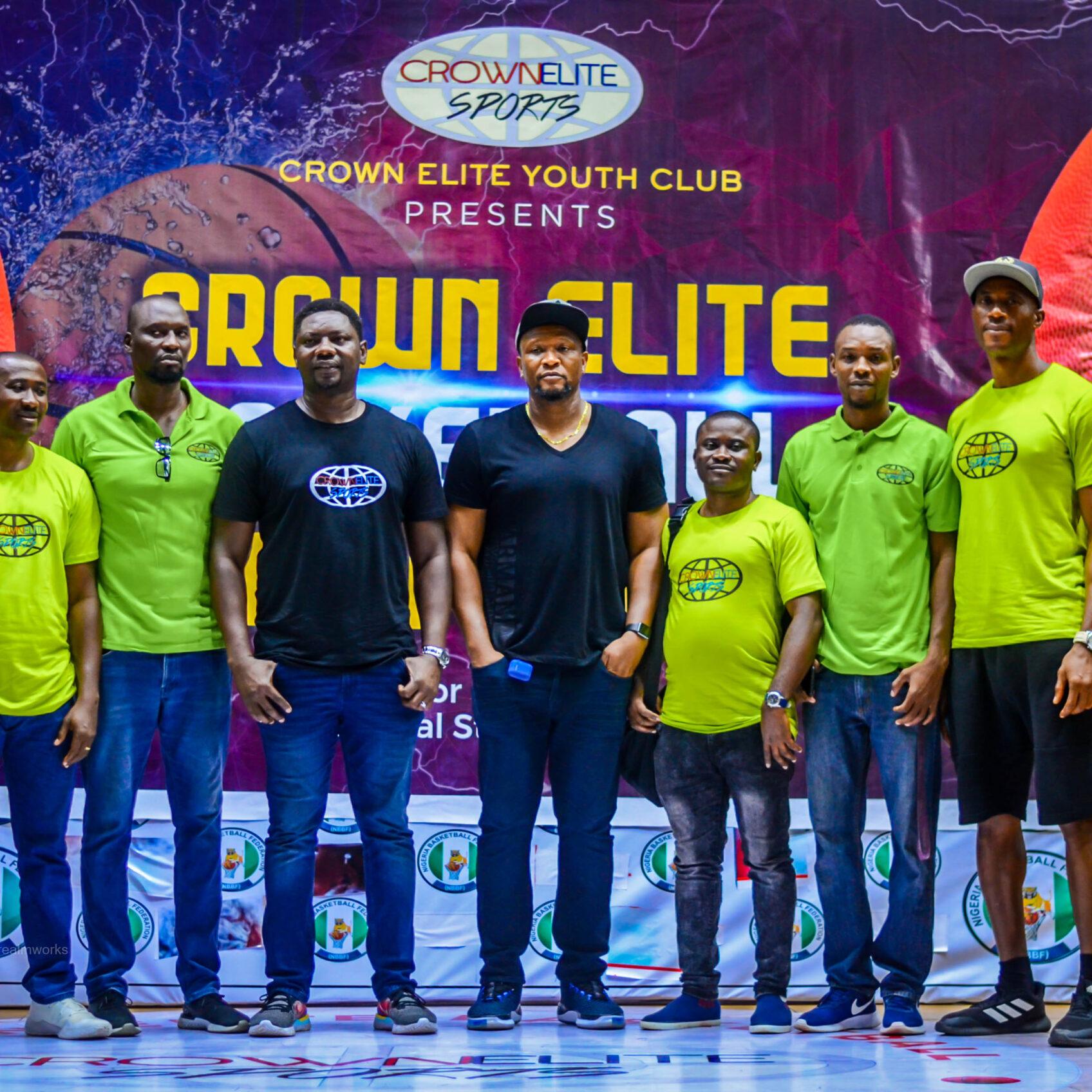 The Crown Elite Sports Team.